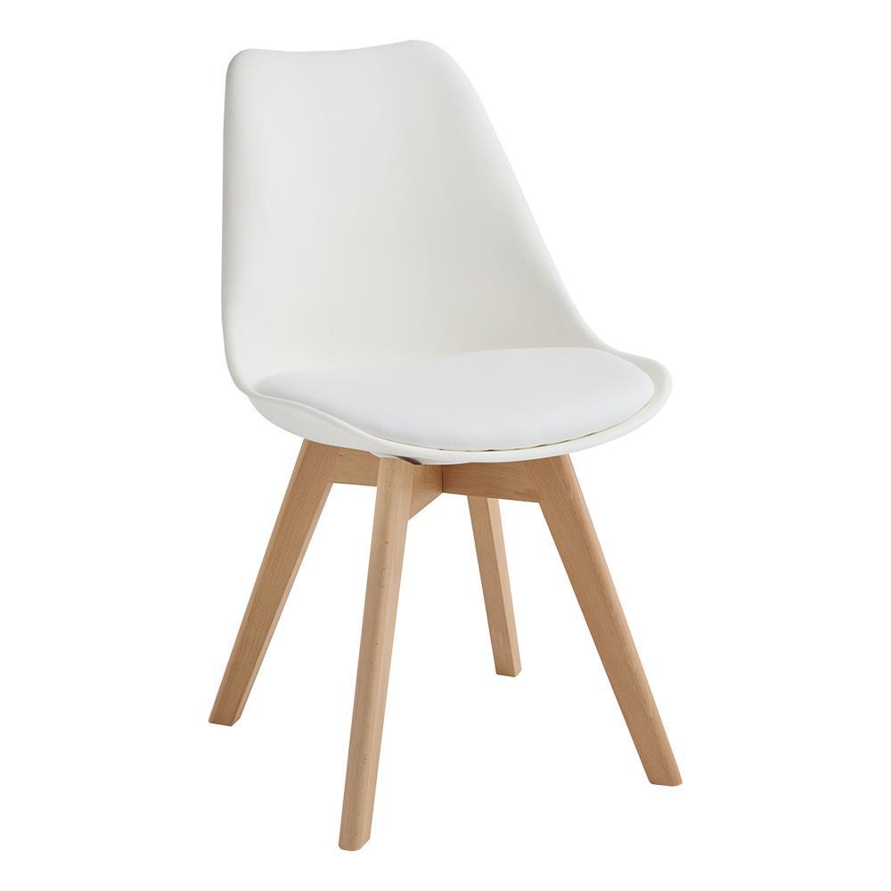 sedia carlotta_bianca - Kasarreda Arredamento